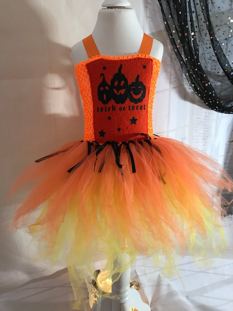 0960aa2eaeb1 Halloween outfit 2 5 yrs Trick or Treat Halloween dress