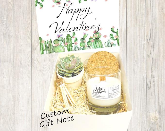 SALE Valentines Gift Box Set |  Custom Gift