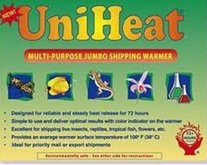 Heat Pack Cold Shipping