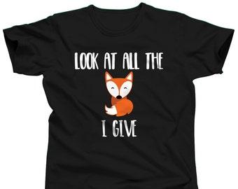 Funny TShirt - Fox Shirt - Fox Tshirt - Fox Birthday - Fox T Shirt - Fall Shirt - Woodland Shirt - Fox Tee - Fox T-Shirt - Boys Fox Shirt