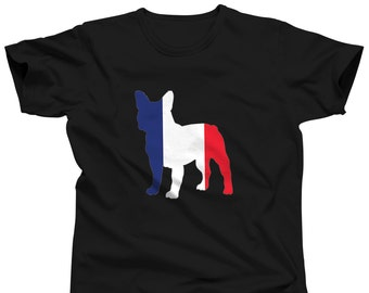 Men's French Bulldog Shirt - Frenchie T Shirt - Frenchie T-Shirt - Frenchie Shirt - Dog Shirt - Dog T-Shirt - Frenchie Tee - Dog Lover