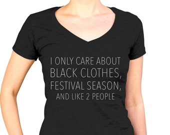 Quiet Introvert Shirt - Extreme Introvert T Shirt - Black Shirt - I Love Black - Introvert Gift - Socially Awkward - Introvert Tee