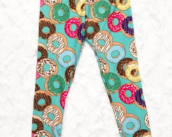 Donut Leggings by Wee Kings