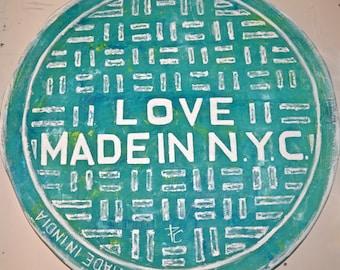 Love NYC/ Japan