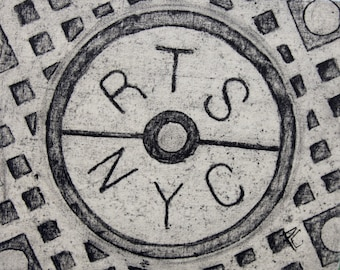 White RTS-Coaster / Print