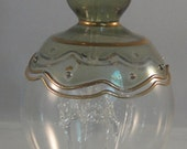 Egyptian Perfume Bottle - Mouth Hand Blown - Weddings Favors Gifts - (EPB-9-038)