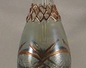 Egyptian Perfume Bottle - Mouth Hand Blown - Weddings Favors Gifts - (EPB-9-005)