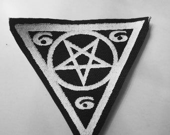 Devil's triangle | Etsy