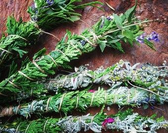Incense sticks ~ grass ~ Smugde sticks ~ Smudge wands