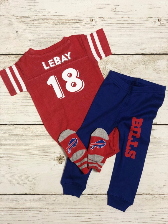 new product 79b17 2c313 Buffalo Bills Football Baby Bodysuit Personalized Newborn Baby Shower Gift  |Buffalo NY Custom Baby Gift | Baby Boy Clothes Baby Girl Clothes