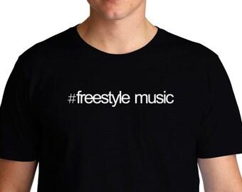 f135436aeb34b Hashtag Freestyle Music T-Shirt