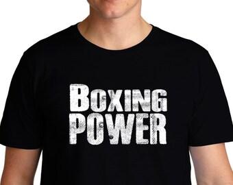 Boxing Power T-Shirt