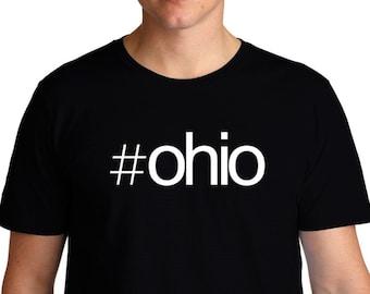 Hashtag Ohio T-Shirt