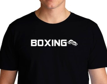 Boxing Cool Style T-Shirt