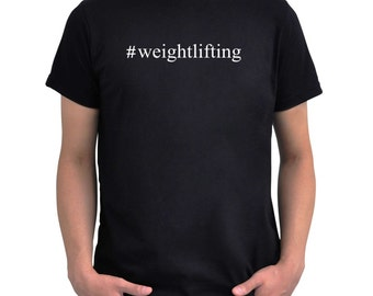 Hashtag Weightlifting  T-Shirt