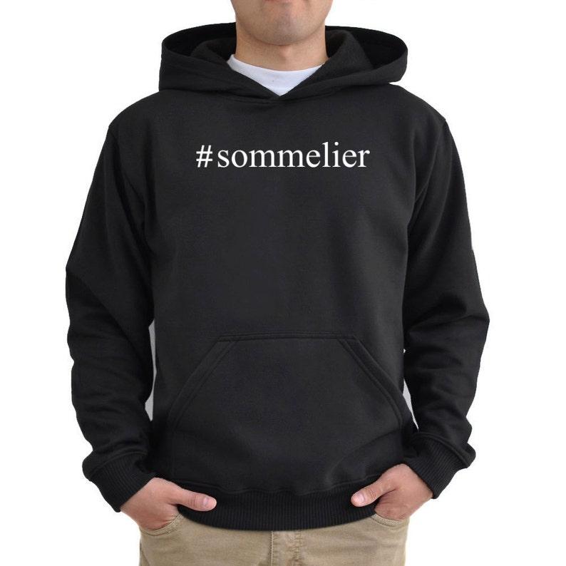 Sommelier  Hashtag Hoodie