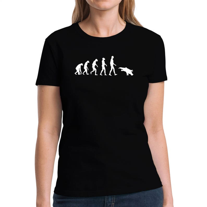 Platypus Evolution T-Shirt