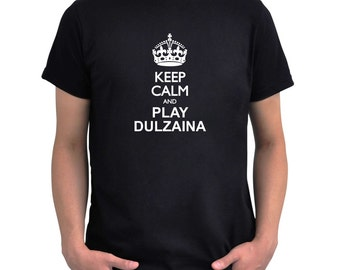 Keep calm and play Dulzaina T-Shirt