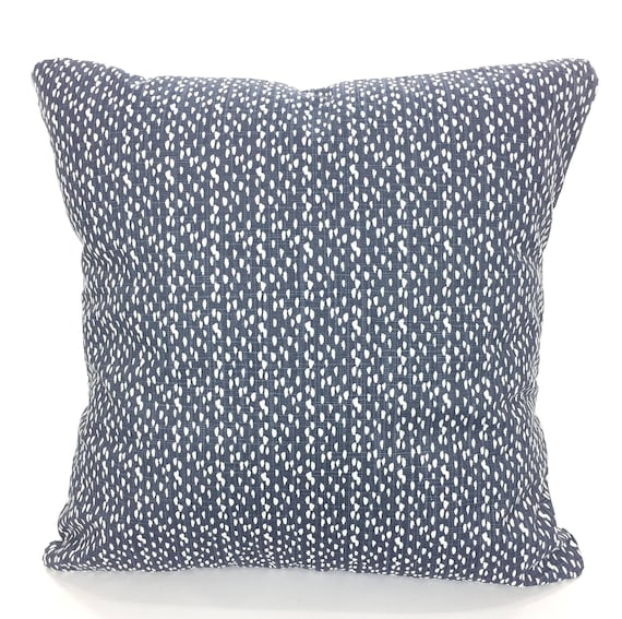 Pillow Covers Navy White Decorative Pillows Cushion Covers Etsy Stunning Navy And White Decorative Pillows