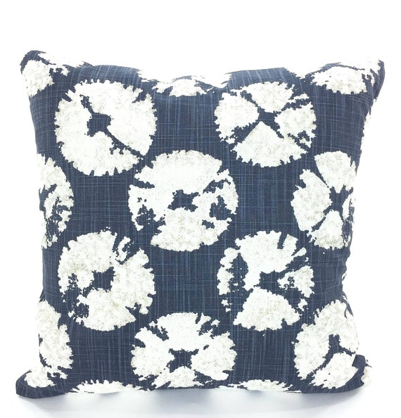 Fabulous Nautical Pillow Covers Navy Tan White Decorative Pillows Cushions Throw Pillows Cello Blue Sand Dollar Slub Canvas Couch Bed Various Sizes Caraccident5 Cool Chair Designs And Ideas Caraccident5Info