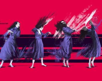 Possession Art Print - Isabelle Adjani - Alternative Movie Poster