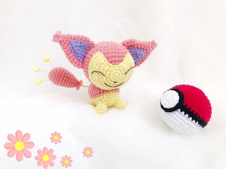 Mega Charizard Y Amigurumi Crochet Pokémon Free Pattern | Crochet ... | 595x794