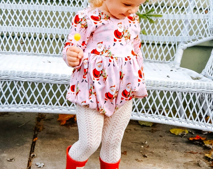 Featured listing image: Christmas Cora Romper