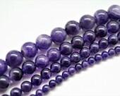 Beads Amethist 4 6 8 10 mm