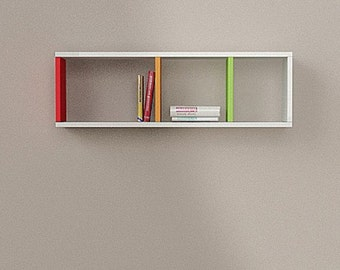 bookshelf,bookcase,wall bookshelf,modern bookcase,shelves,floating shelf,kitchen shelf