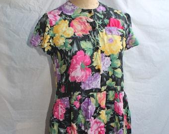 Floral summer dress REF 924