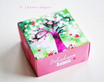 Love Tree Seeds, Valentine's Day, Wedding