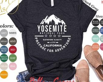 0df3f0021 Yosemite shirt | Etsy
