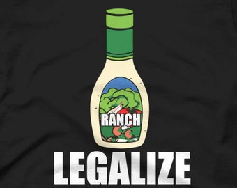 Legalize Ranch Women's T shirt