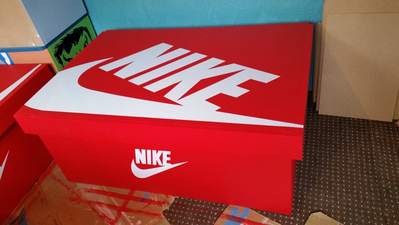 844482e72e4ba XL / Giant Trainer Shoe (16pairs)/ Sneaker Storage Boxes, Nike, gift for  him, birthday present, gift, present, storage