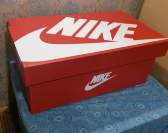 Boîte à chaussures géant | Etsy