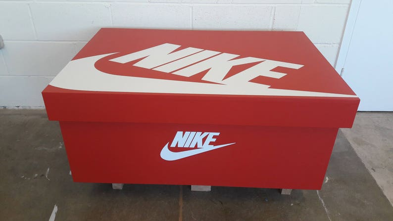 7d66b271877db XL / Giant Trainer/ (16pairs)/ Sneaker Shoe Storage Box, Nike, gift for  him, birthday present, gift, present, storage