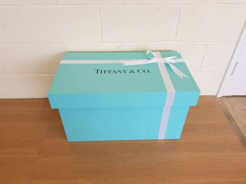 60db55986d48 XL Trainer ShoeStorage Box Tiffany Storage Box fits 6-8no