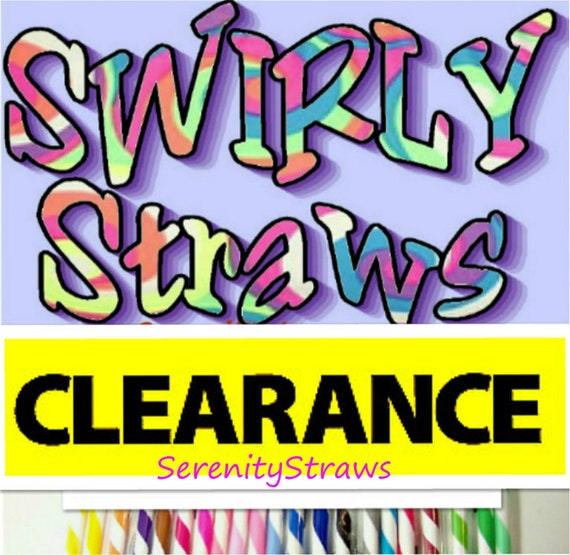 "BPA Free 3//8/"" X 9 1//2/"" REUSABLE ALADDIN Wide Colorful Straws"