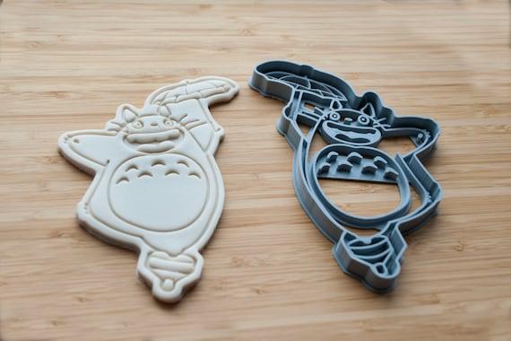 Totoro cookie cutters.
