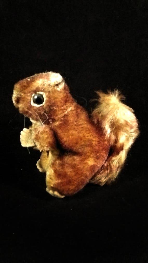 Antike Steiff Eichhörnchen Steiff Perri Walt Disney Disney   Etsy
