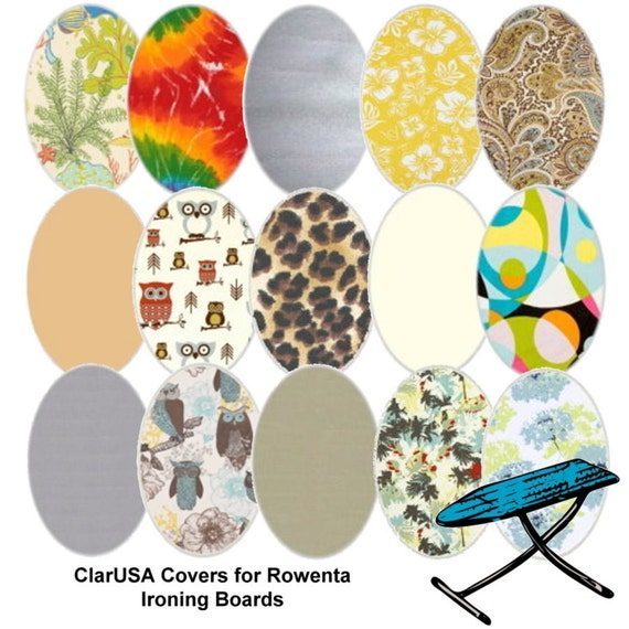 Rowenta Models Ironing Board Cover And 6mm Pad Etsy