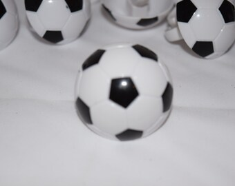 Soccer Ring Cupcake Toppers #12