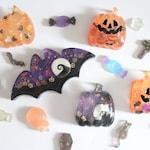 CUSTOM: Nightmare Before Christmas Halloween Inspired Resin Pendant