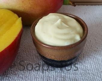 Mango & Yogurt Facial Mask, Probiotic Face Mask, Moisturizing Facial Mask, For All Skin, For acne-prone skin, For combination skin.