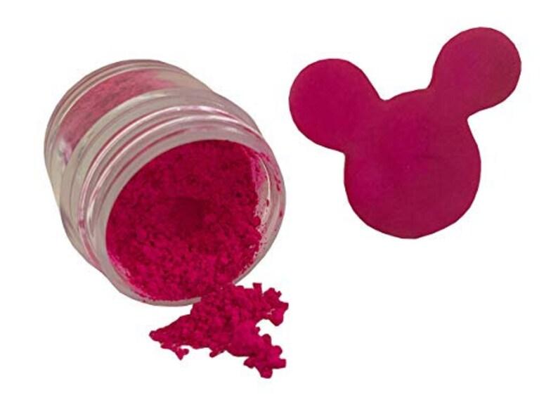 HOT PINK Petal Dust Food Fondant Color Cake Decorating Gum | Etsy
