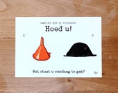 small test Greeting card:...