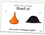 small test Wenskaart: Hoe...