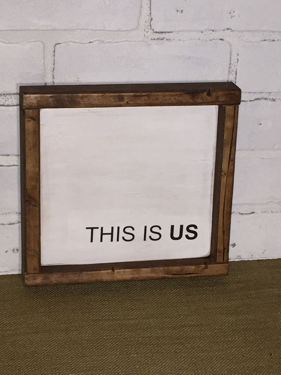 This Is Us Love Signs Marriage Signs Valentine S Day Etsy