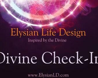 Divine Check-In