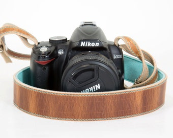 Ultra Premium Camera Strap With Wool Lining